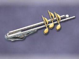 Art Of Music 3 / 8 TEL NOTEN SILBER GOLD